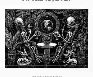 astrology, moon in gemini, and gemini image