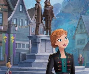 disney, disney princess, and princess anna image