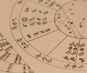astrology, numbers, and angel number image