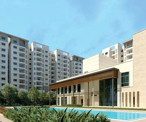 flats, Real Estate, and prestige willow tree image