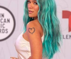 belleza, color, and pelo image