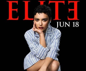 elite, girl, and fashion image