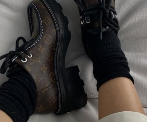 fashion, Louis Vuitton, and shoes image