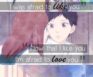 anime, like, and romance image