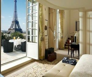 paris, luxury, and france image