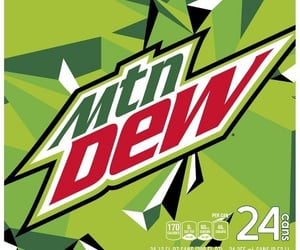 dew, pop, and soda image