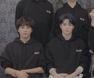 lq, haechan, and jaehyun image