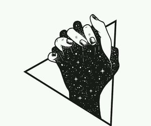 black, 🌺, and black&white image