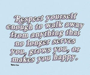 respect and selflove image