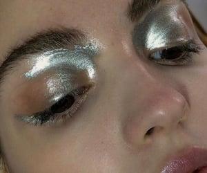 eyebrows, eyeshadow, and fashion image