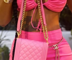 body, chanel, and fashion image