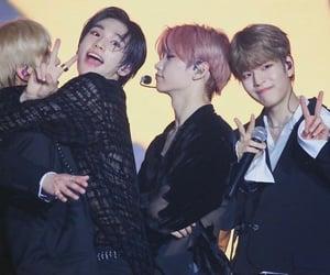 felix, hyunjin, and seungmin image