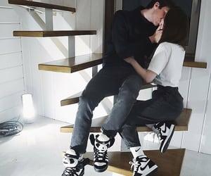 jordan sneakers, aj1, and air jordan 1 image