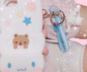 kawaii, sanrio, and angel core image