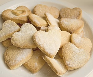 cookie, food, and love heart image