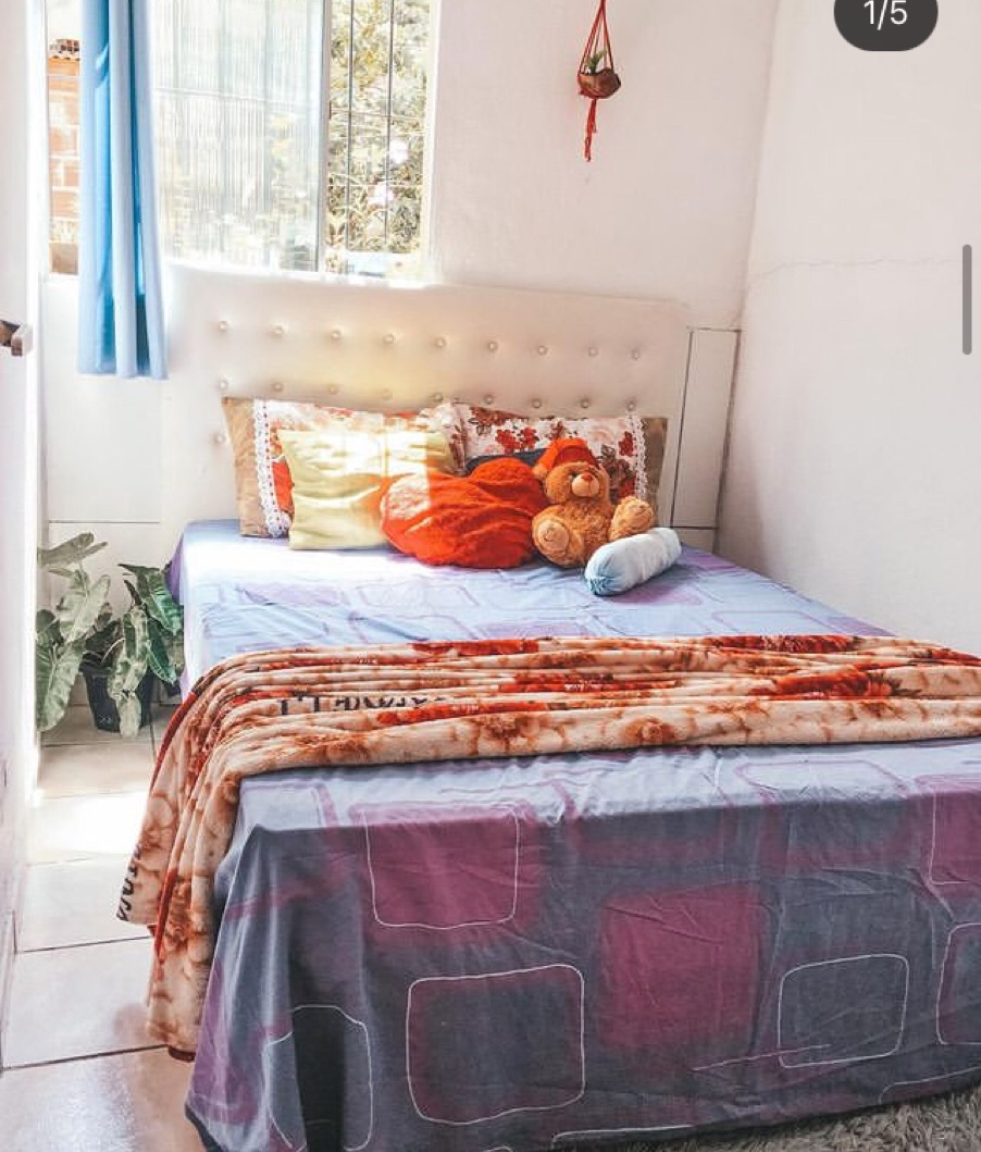 autoral, bed, and decor image