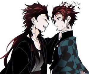 anime, anime boy, and kimetsu no yaiba image