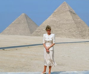 cairo, lady diana, and desert image