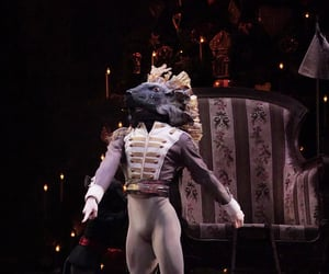 the nutcracker, production photo, and rat king image