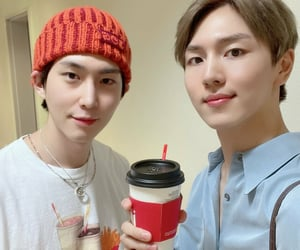 kino, shinwon, and pentagon image