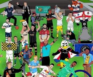football, mls, and futbol image
