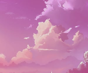 anime, pink, and color image
