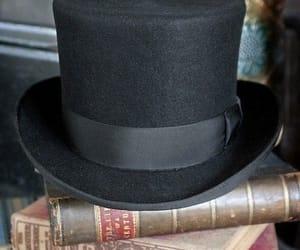debonair, fashion, and top hat image