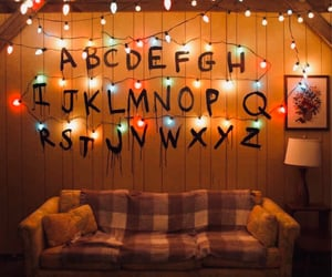 lights and stranger things image