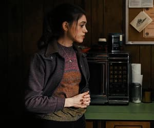 Nancy, netflix series, and stranger things outfit image