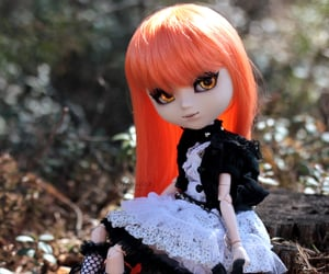 grell, doll, and dolls image