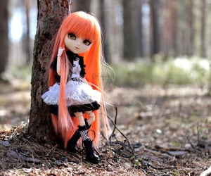 photography, doll, and dolls image