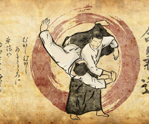 awesome, martial arts, and aikido image