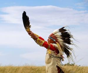 culture, usa, and lakota image