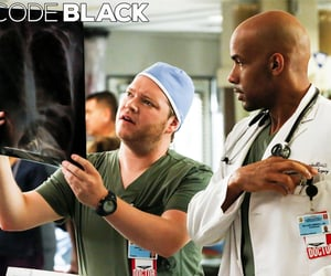 code black, angus leighton, and will campbell image