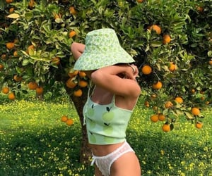 fashion, spring, and crop top image