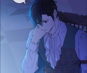anime boy, who made me a princess, and webtoon manwha image