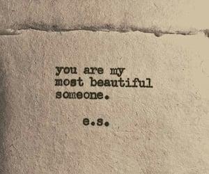 beautiful, crush, and someone image