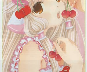 chobits, chii, and anime image