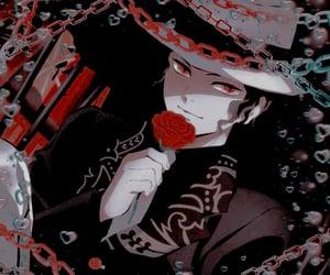 anime, cybergoth, and kimetsu no yaiba image