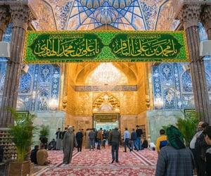 أهل البيت, كربلاء المقدسة, and مناسبات image