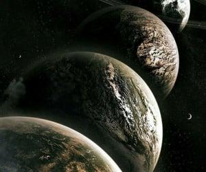 galaxia, planetas, and universo image