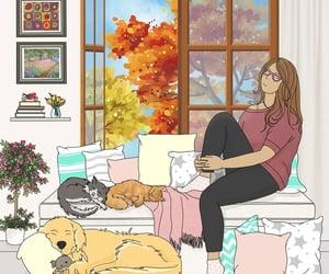 arboles, cats, and compañia image