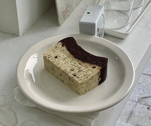 dessert, foods, and consume image