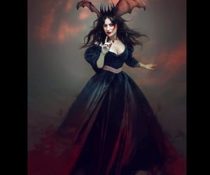 goth and goth girls image