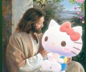 hello kitty, meme, and sanrio image