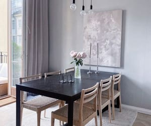 beautiful, chairs, and decor image