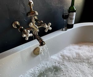 bath, beauty, and chill image