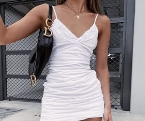 girl, accessories, and chic image