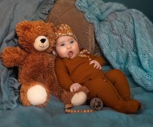 baby, feliz, and linda image