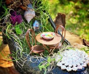 Fairies, fairytales, and flowers image